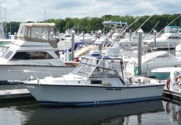 Rampage Diesel Sport Fisherman Sports Fishing Boats
