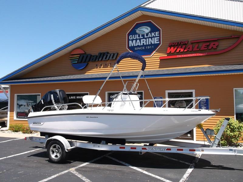 18' Boston Whaler 180 Dauntless