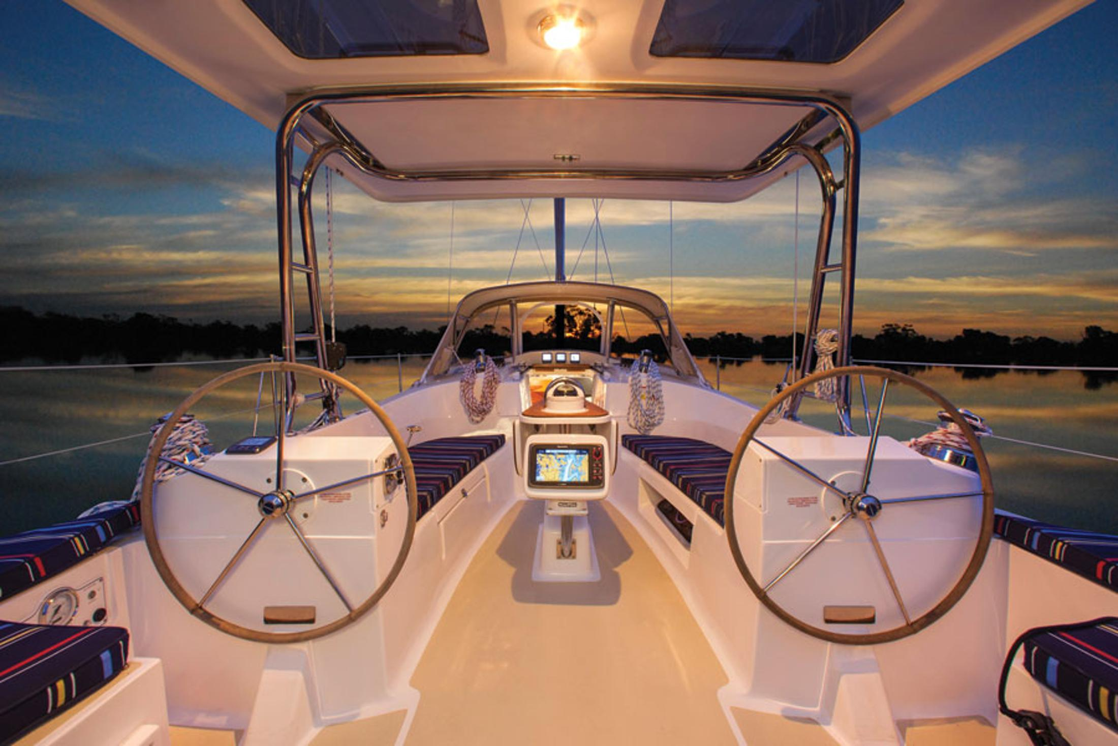 2014 Marlow-Hunter 40   Sailboats for Sale