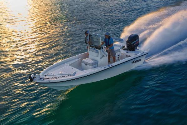 2017 Mako boat for sale, model of the boat is 19 CPX & Image # 4 of 66