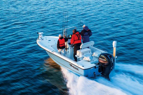 2017 Mako boat for sale, model of the boat is 19 CPX & Image # 28 of 198