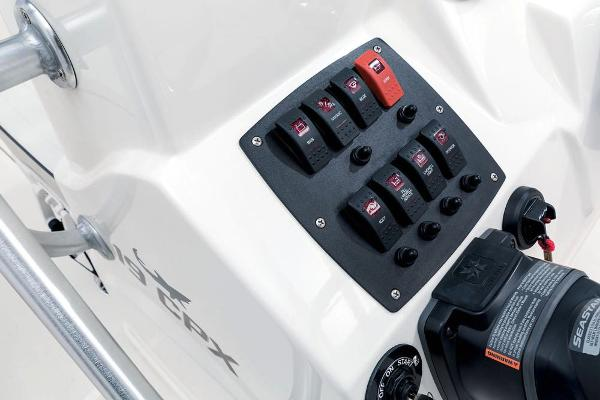 2017 Mako boat for sale, model of the boat is 19 CPX & Image # 45 of 66