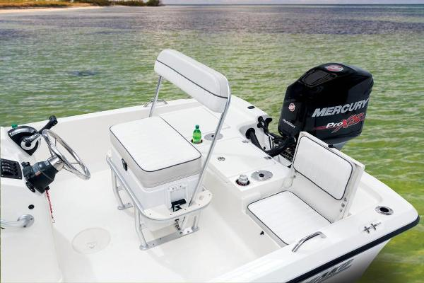 2017 Mako boat for sale, model of the boat is 19 CPX & Image # 49 of 66