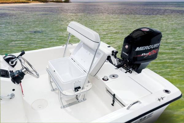 2017 Mako boat for sale, model of the boat is 19 CPX & Image # 48 of 66
