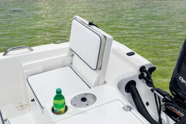 2017 Mako boat for sale, model of the boat is 19 CPX & Image # 56 of 66