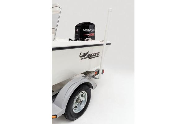 2017 Mako boat for sale, model of the boat is 19 CPX & Image # 63 of 66