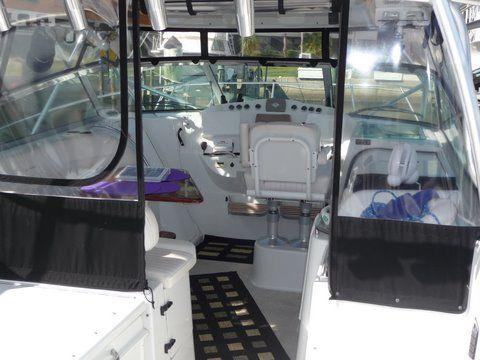Cockpit Foward