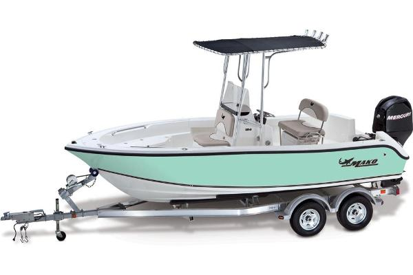 2017 Mako boat for sale, model of the boat is 184 CC & Image # 3 of 40