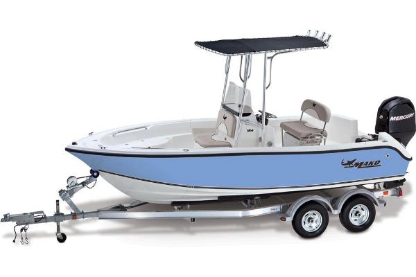 2017 Mako boat for sale, model of the boat is 184 CC & Image # 5 of 40
