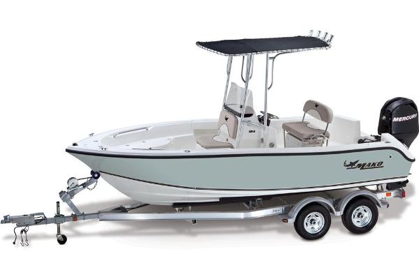 2017 Mako boat for sale, model of the boat is 184 CC & Image # 6 of 40