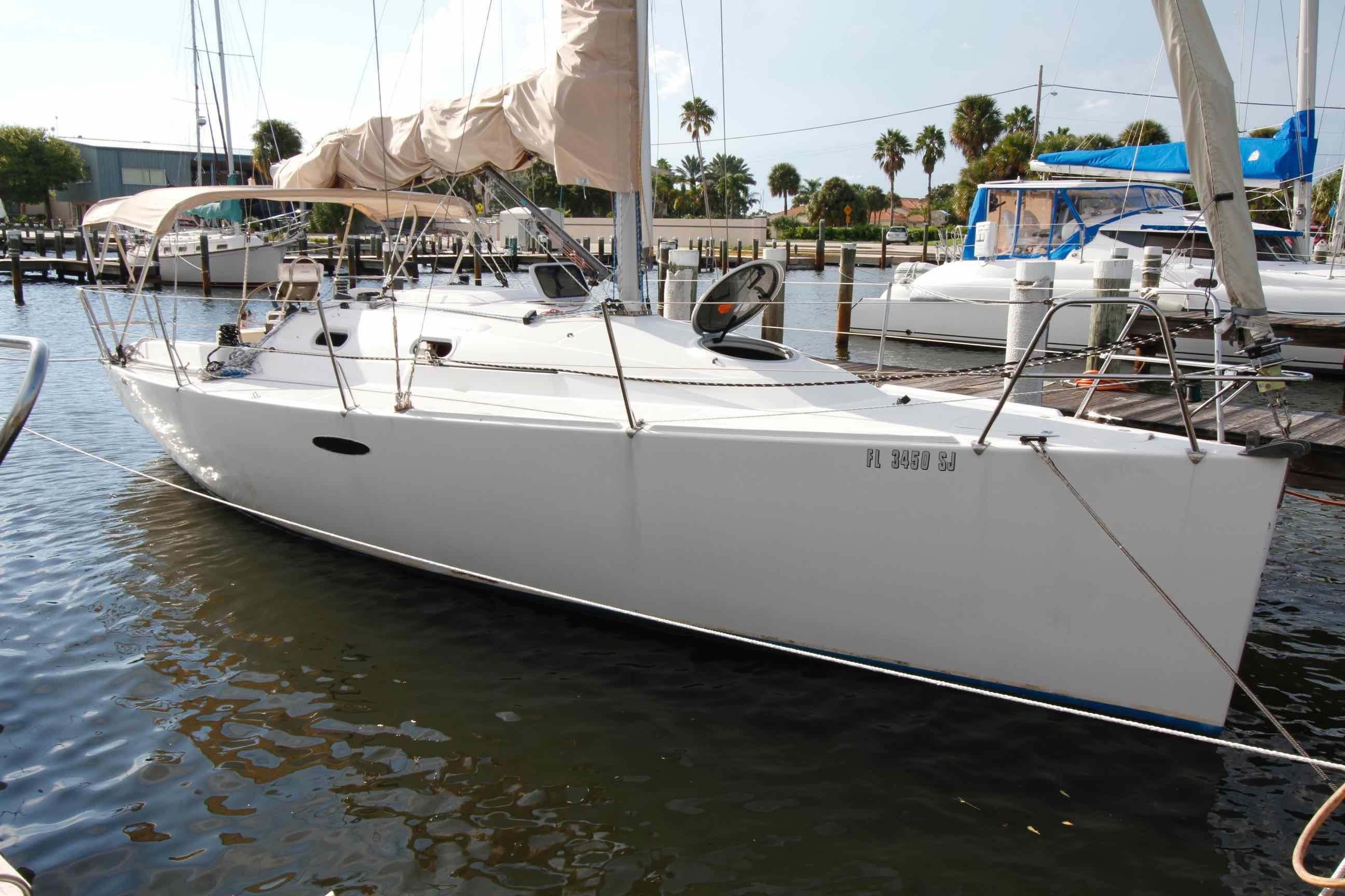 30' Skipper 2007 Sloop