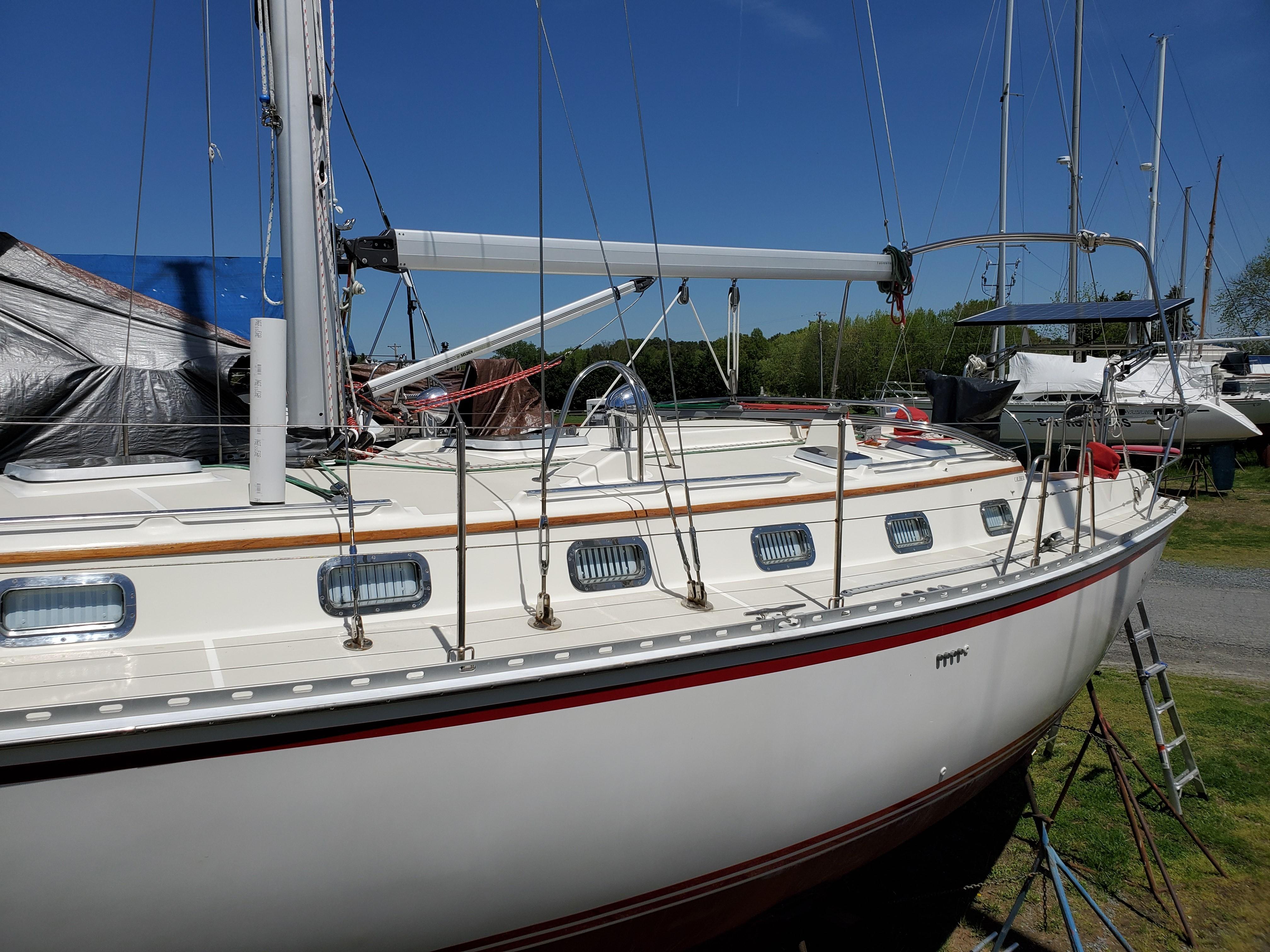 1999 40LRC Star Reacher   David Walters Yachts