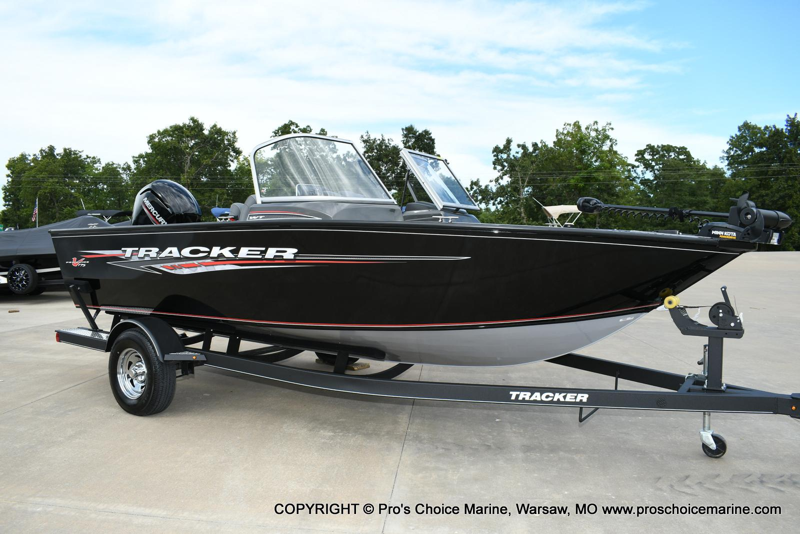 2020 Tracker Boats boat for sale, model of the boat is Pro Guide V-175 WT & Image # 1 of 50