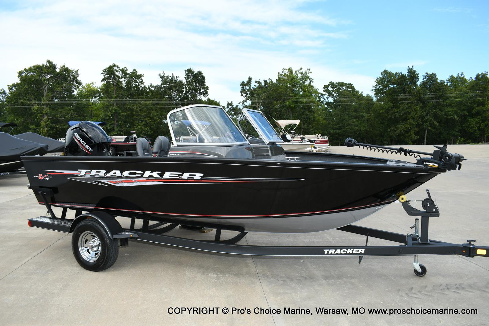2020 Tracker Boats boat for sale, model of the boat is Pro Guide V-175 WT & Image # 23 of 50