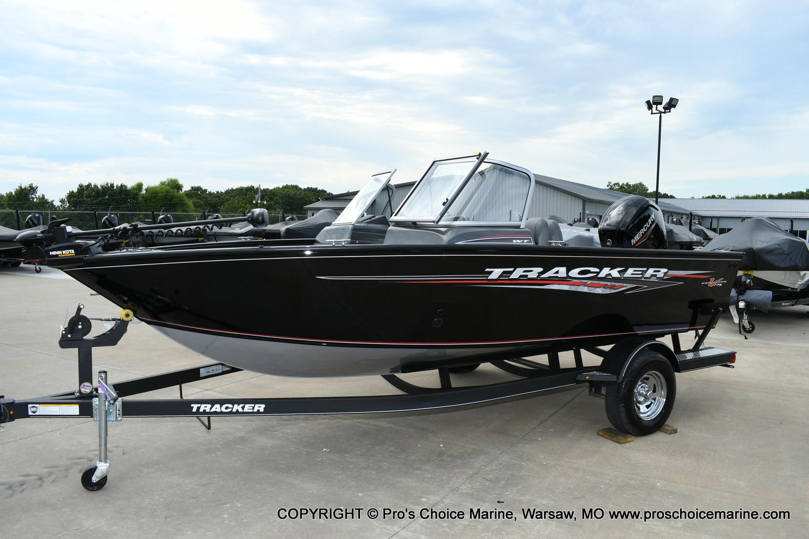2020 Tracker Boats boat for sale, model of the boat is Pro Guide V-175 WT & Image # 25 of 50