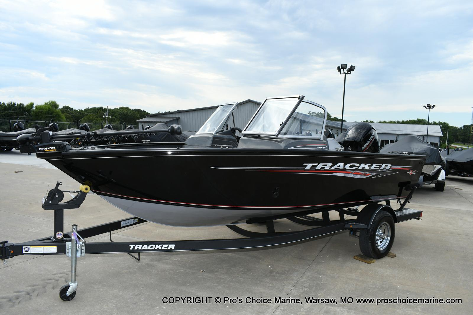 2020 Tracker Boats boat for sale, model of the boat is Pro Guide V-175 WT & Image # 26 of 50