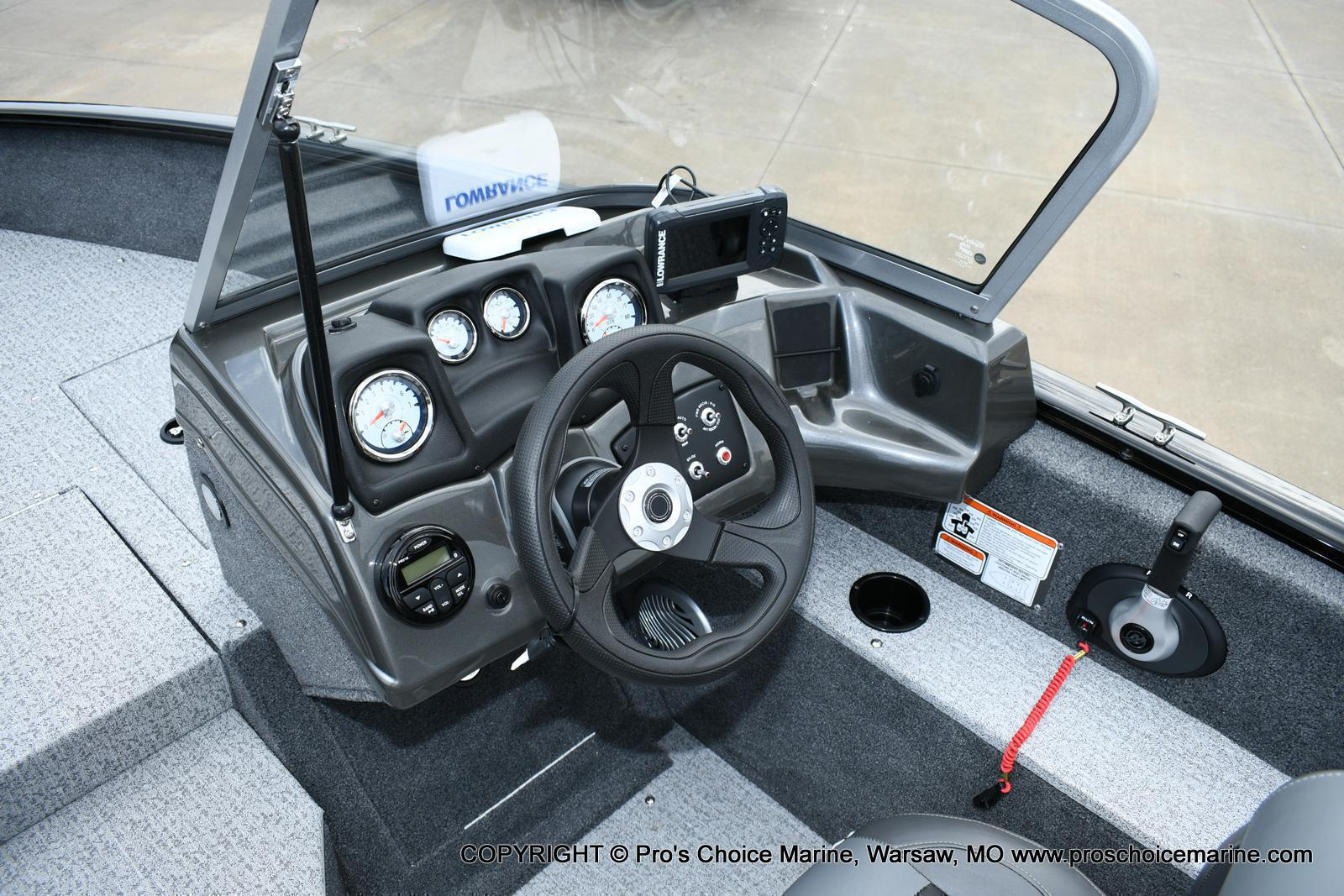 2020 Tracker Boats boat for sale, model of the boat is Pro Guide V-175 WT & Image # 28 of 50