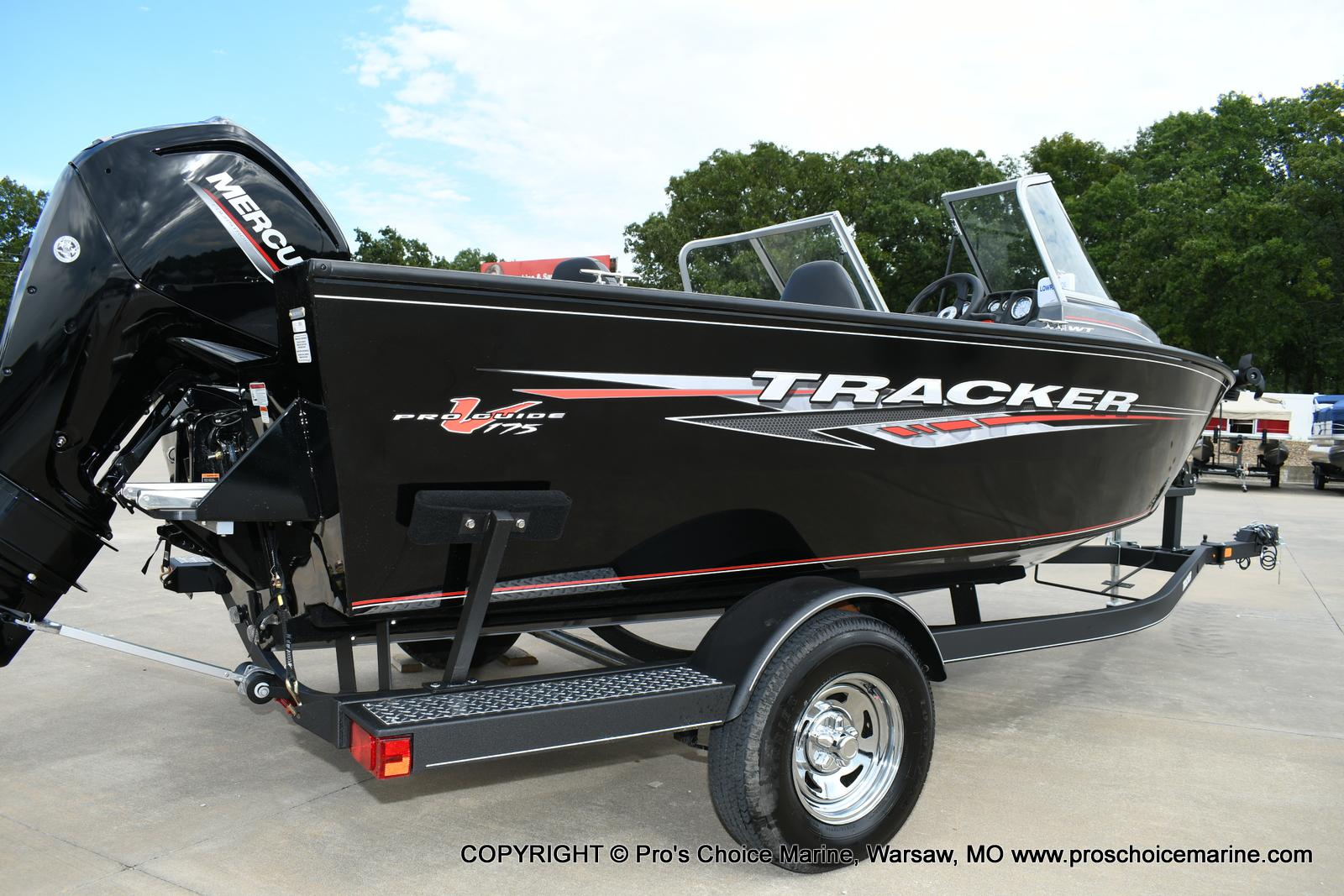 2020 Tracker Boats boat for sale, model of the boat is Pro Guide V-175 WT & Image # 34 of 50