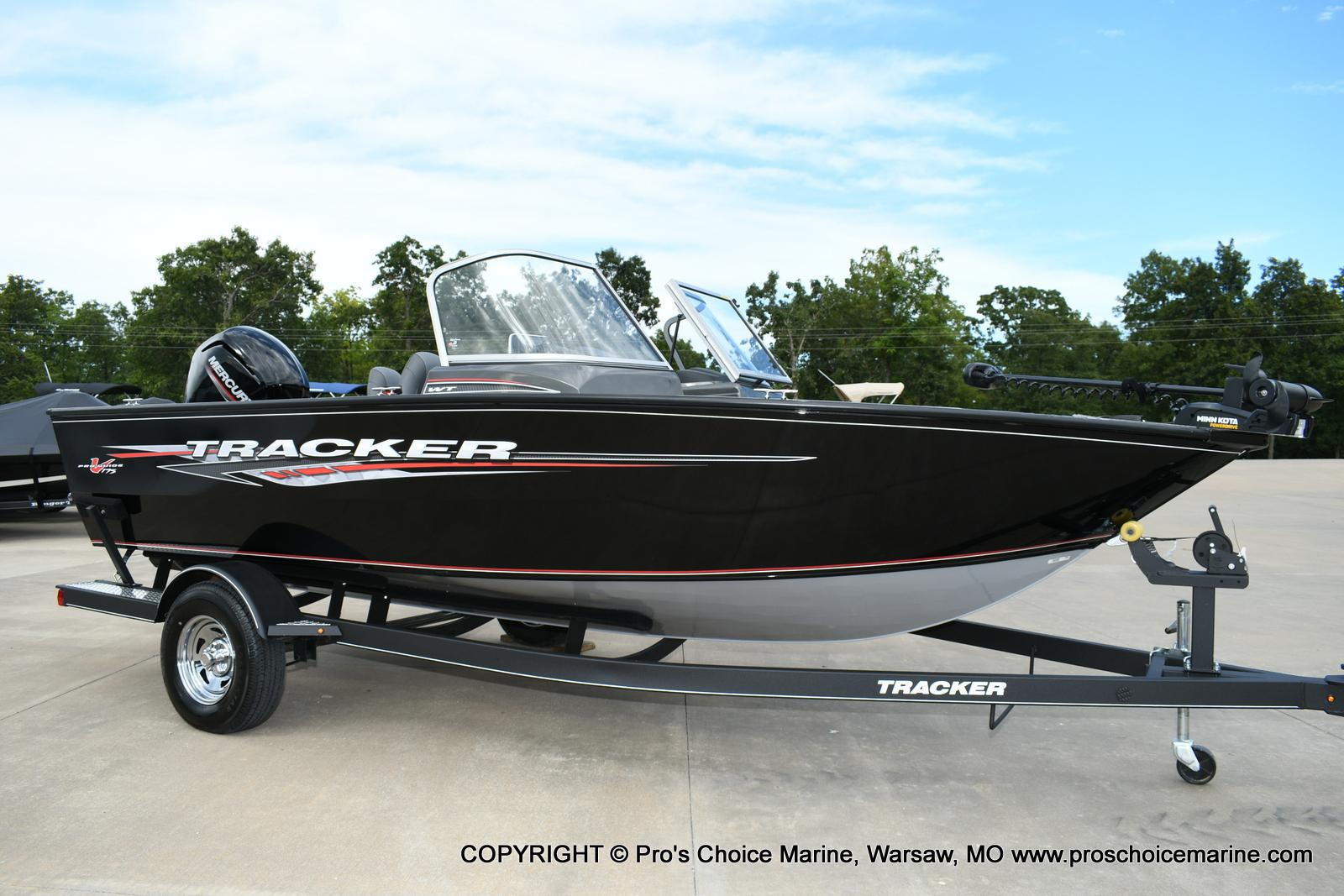2020 Tracker Boats boat for sale, model of the boat is Pro Guide V-175 WT & Image # 44 of 50