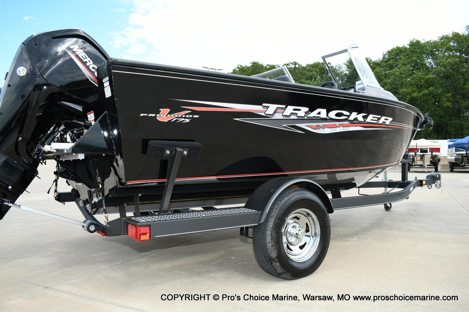 2020 Tracker Boats boat for sale, model of the boat is Pro Guide V-175 WT & Image # 45 of 50