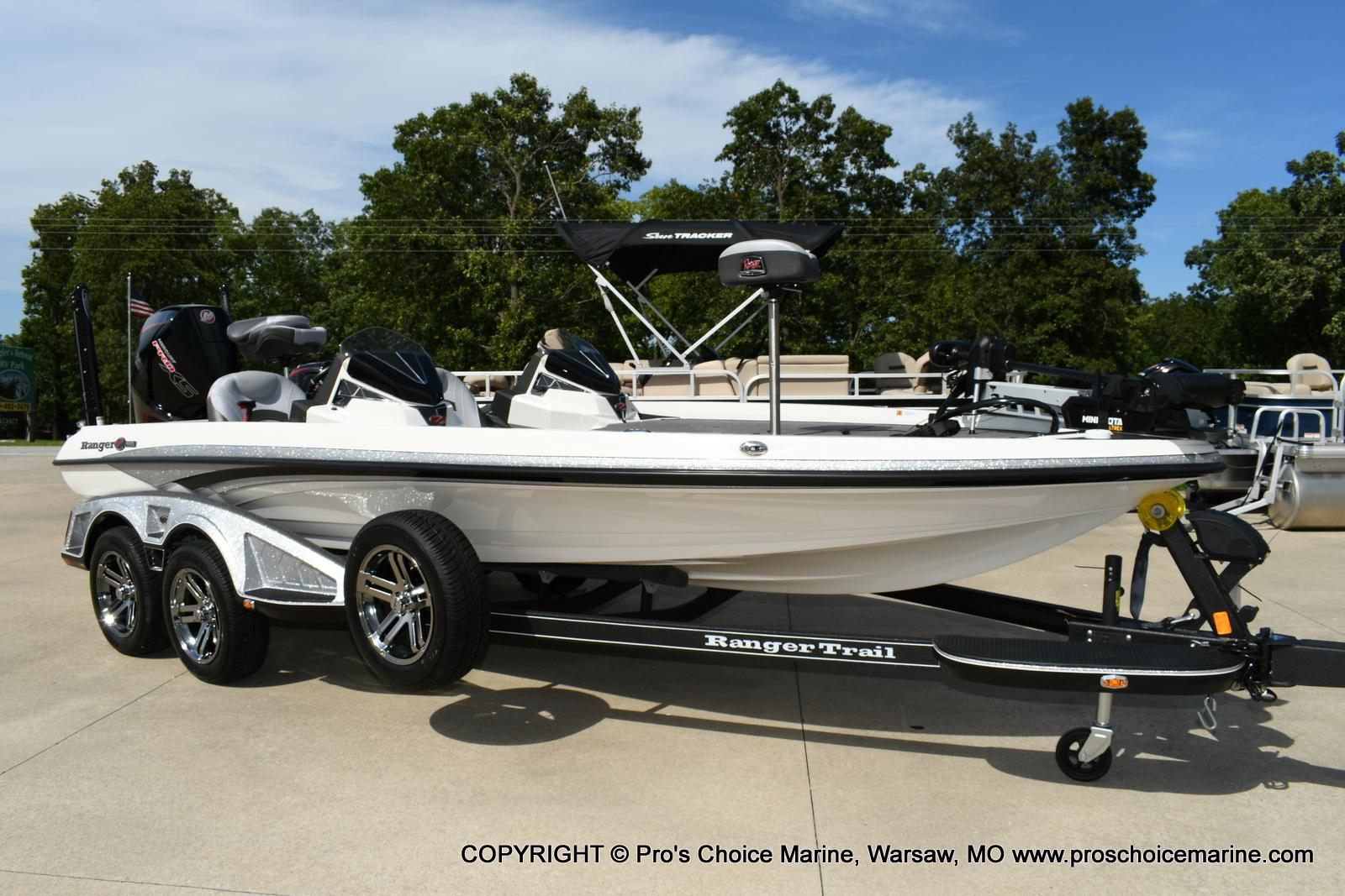 2020 Ranger Boats boat for sale, model of the boat is Z520L Ranger Cup & Image # 1 of 50