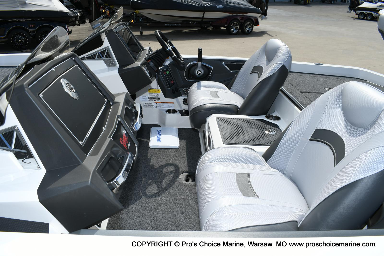 2020 Ranger Boats boat for sale, model of the boat is Z520L Ranger Cup & Image # 20 of 50