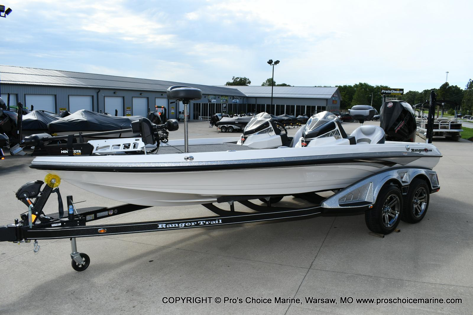 2020 Ranger Boats boat for sale, model of the boat is Z520L Ranger Cup & Image # 29 of 50