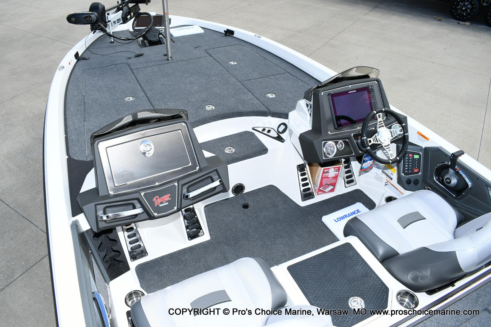 2020 Ranger Boats boat for sale, model of the boat is Z520L Ranger Cup & Image # 34 of 50