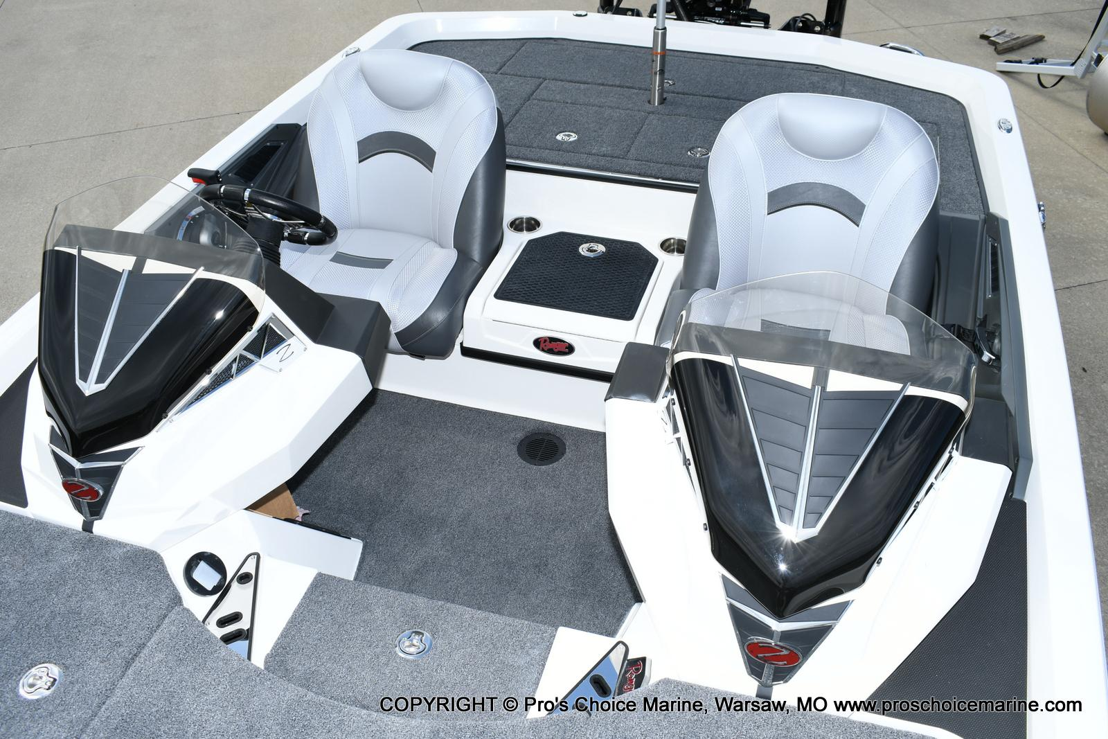 2020 Ranger Boats boat for sale, model of the boat is Z520L Ranger Cup & Image # 39 of 50
