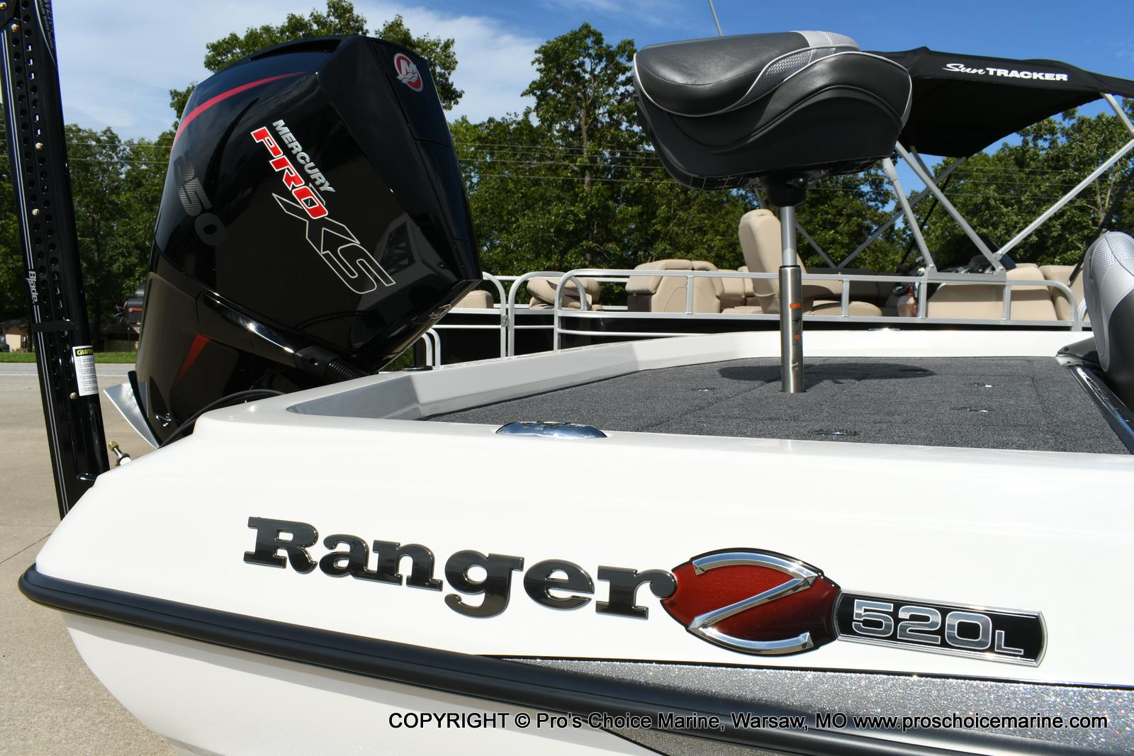 2020 Ranger Boats boat for sale, model of the boat is Z520L Ranger Cup & Image # 44 of 50