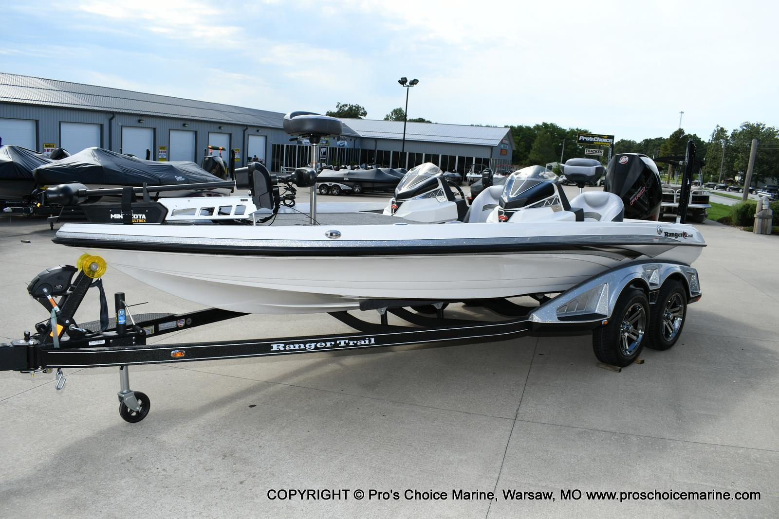 2020 Ranger Boats boat for sale, model of the boat is Z520L Ranger Cup & Image # 45 of 50