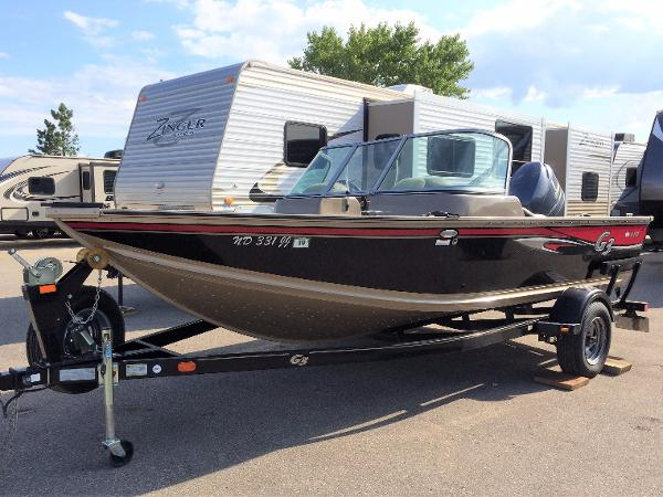 2012 G3 BOATS ANGLER V175 for sale