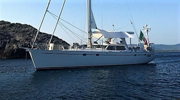 Farr 56 Pilot House used boat for sale from Boat Sales International