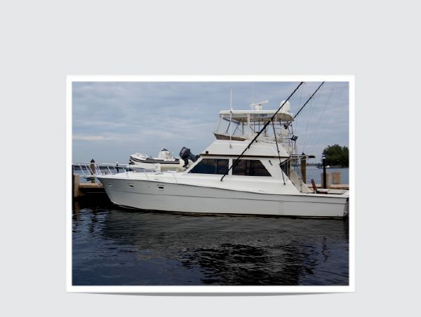 1981 Viking Yachts 46 Convertible Location: Bradenton US. $138999.00