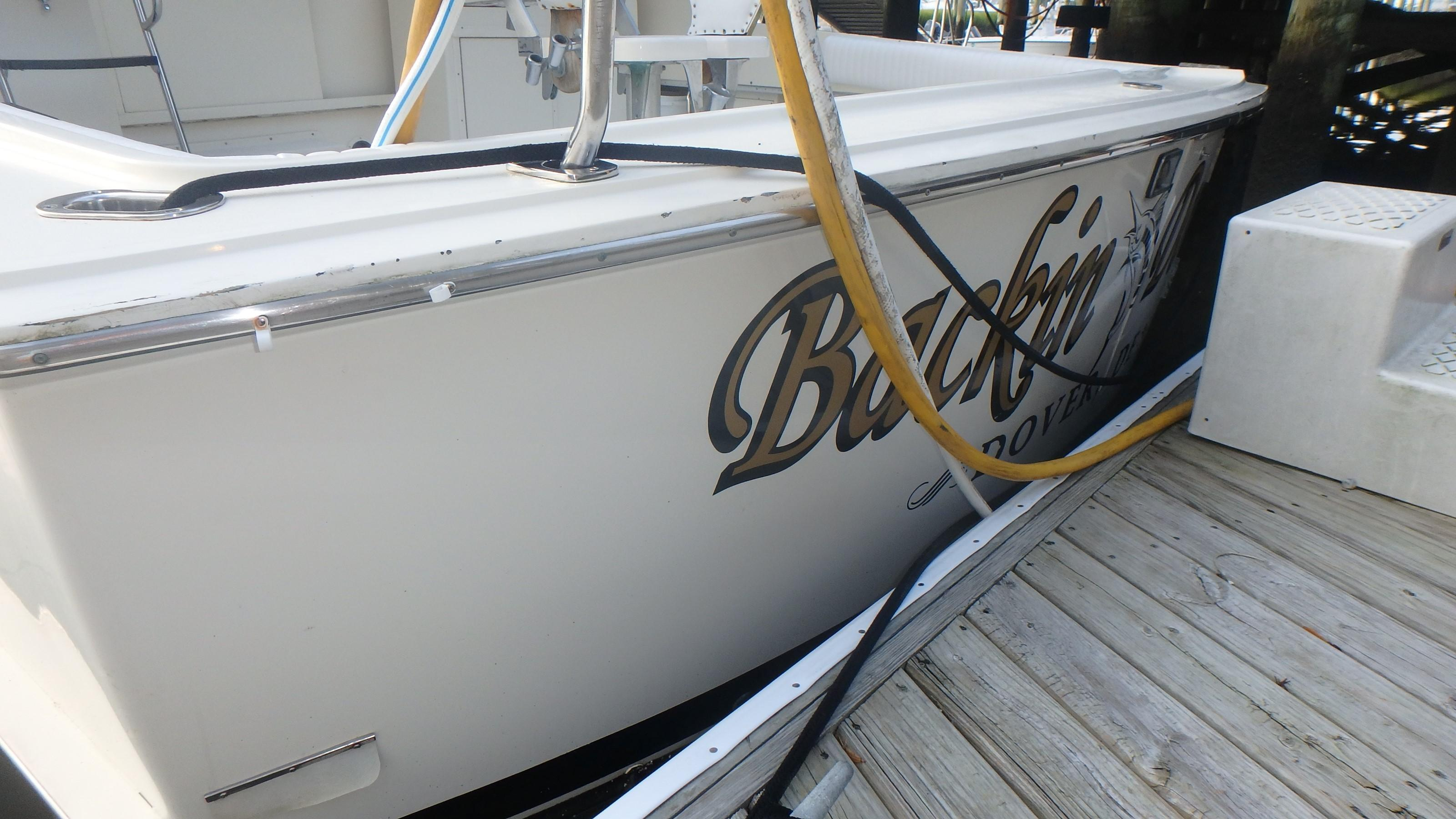Hatteras 45 Convertible - Photo: #29