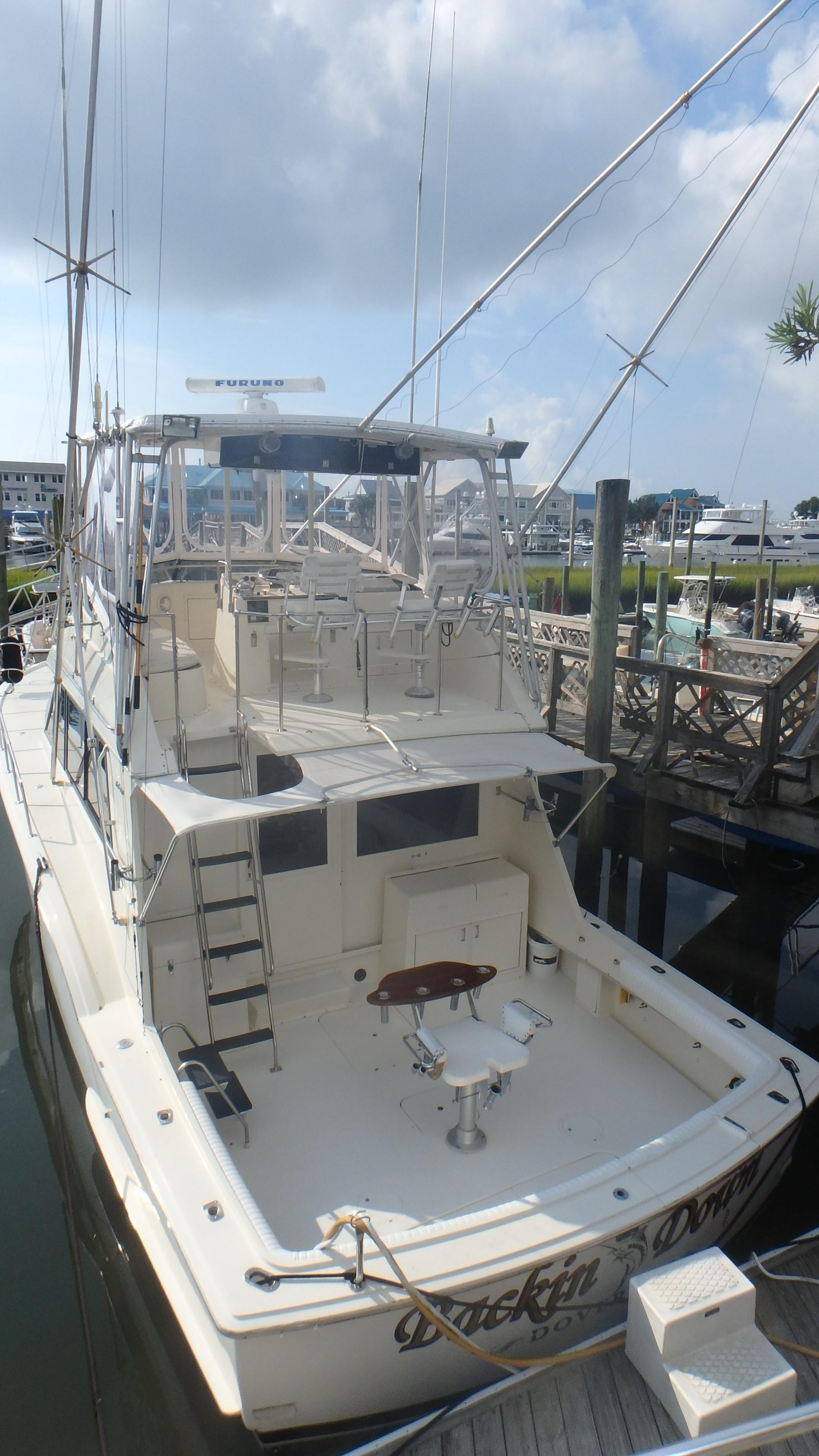 Hatteras 45 Convertible - Photo: #3