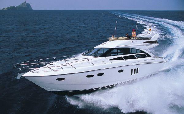 Princess Yacht P54 Thailand - 1