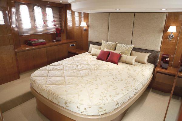 Princess Yacht P54 Thailand - Full beam master