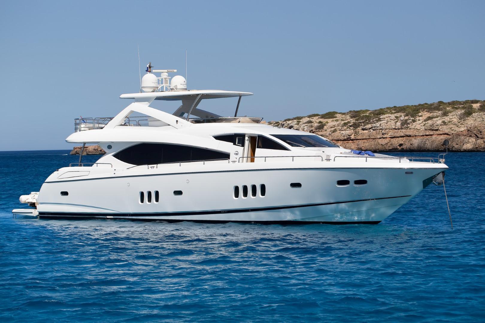 86.88 ft Sunseeker 86 Yacht