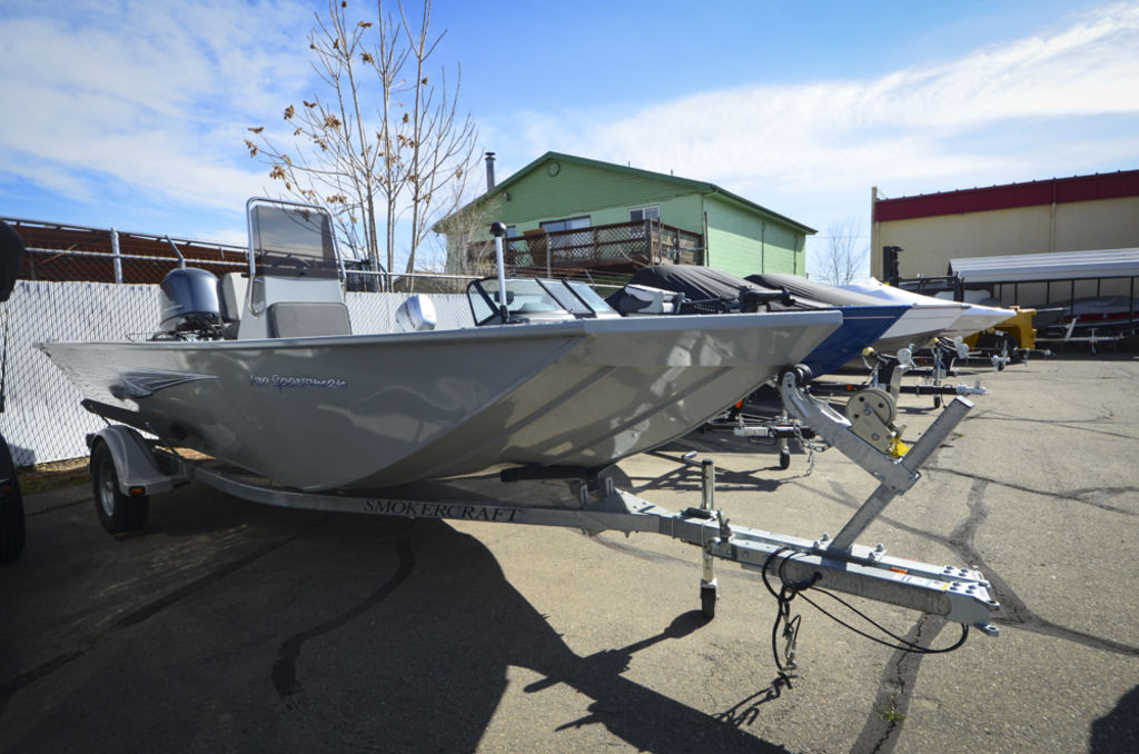 2019 SMOKER CRAFT 1866 SPORTSMAN PRO for sale