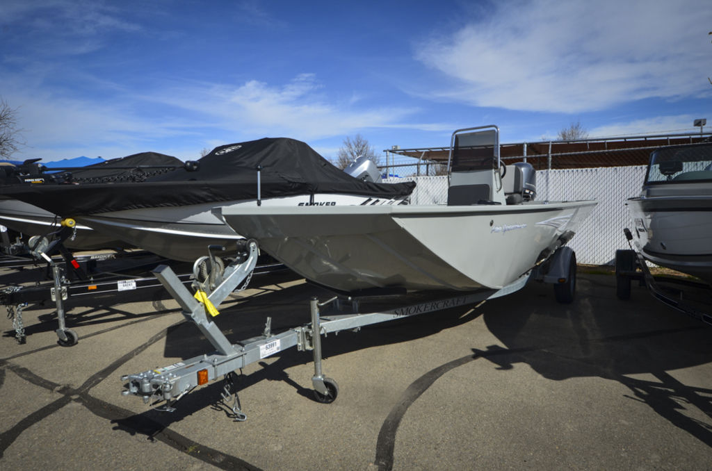 2019 Smoker Craft boat for sale, model of the boat is 1866 Sportsman Pro & Image # 2 of 16