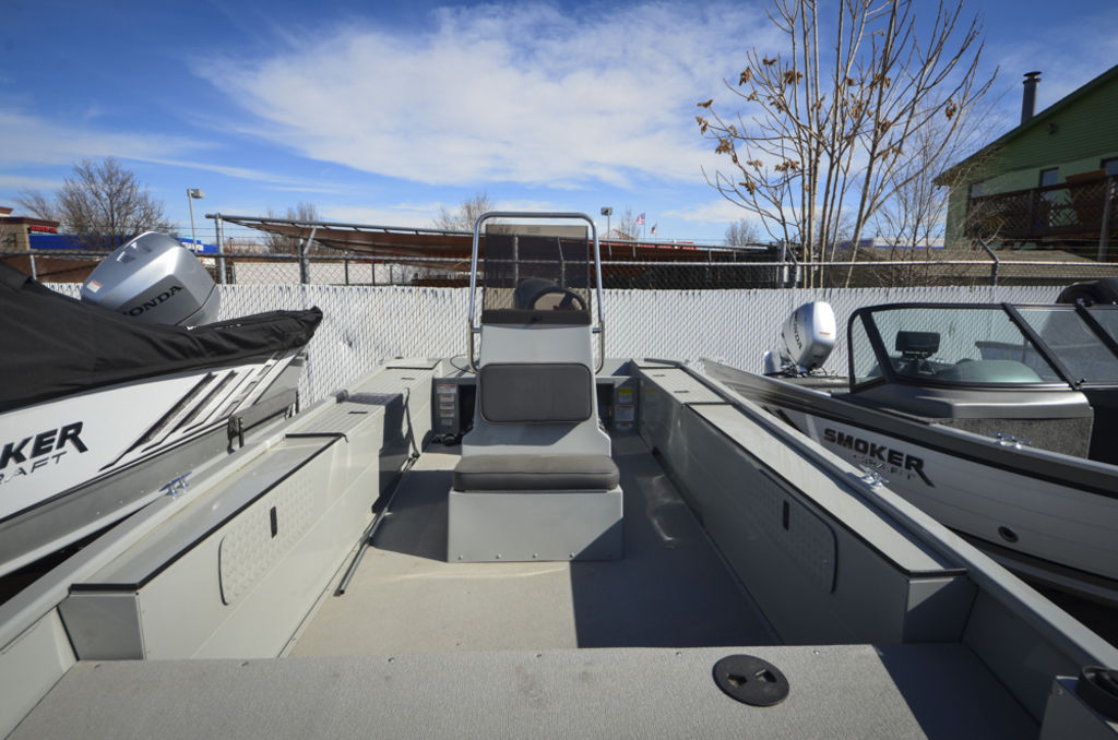 2019 Smoker Craft boat for sale, model of the boat is 1866 Sportsman Pro & Image # 11 of 16