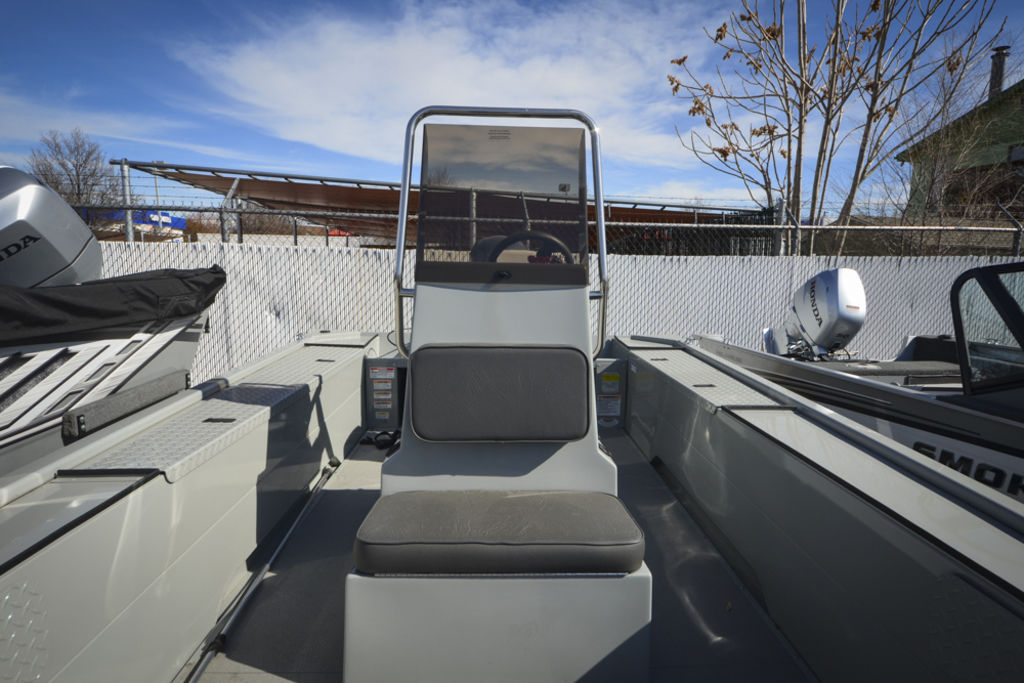 2019 Smoker Craft boat for sale, model of the boat is 1866 Sportsman Pro & Image # 12 of 16