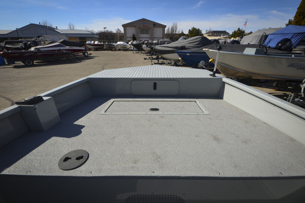 2019 Smoker Craft boat for sale, model of the boat is 1866 Sportsman Pro & Image # 15 of 16