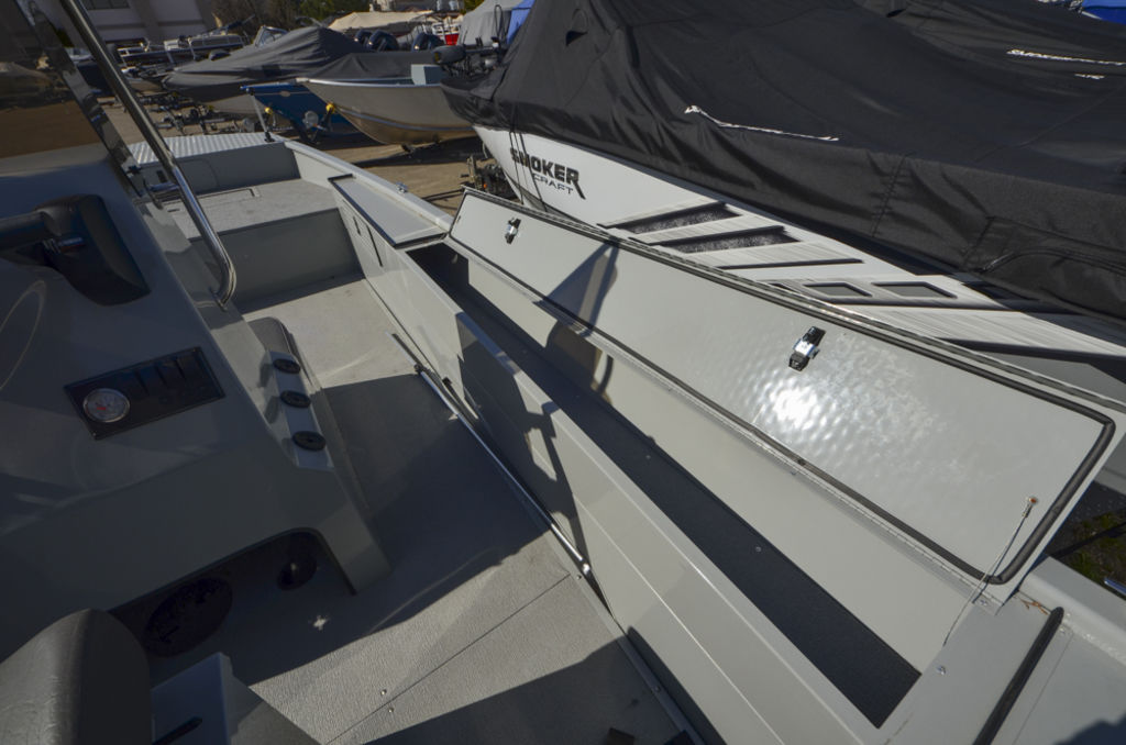 2019 Smoker Craft boat for sale, model of the boat is 1866 Sportsman Pro & Image # 16 of 16