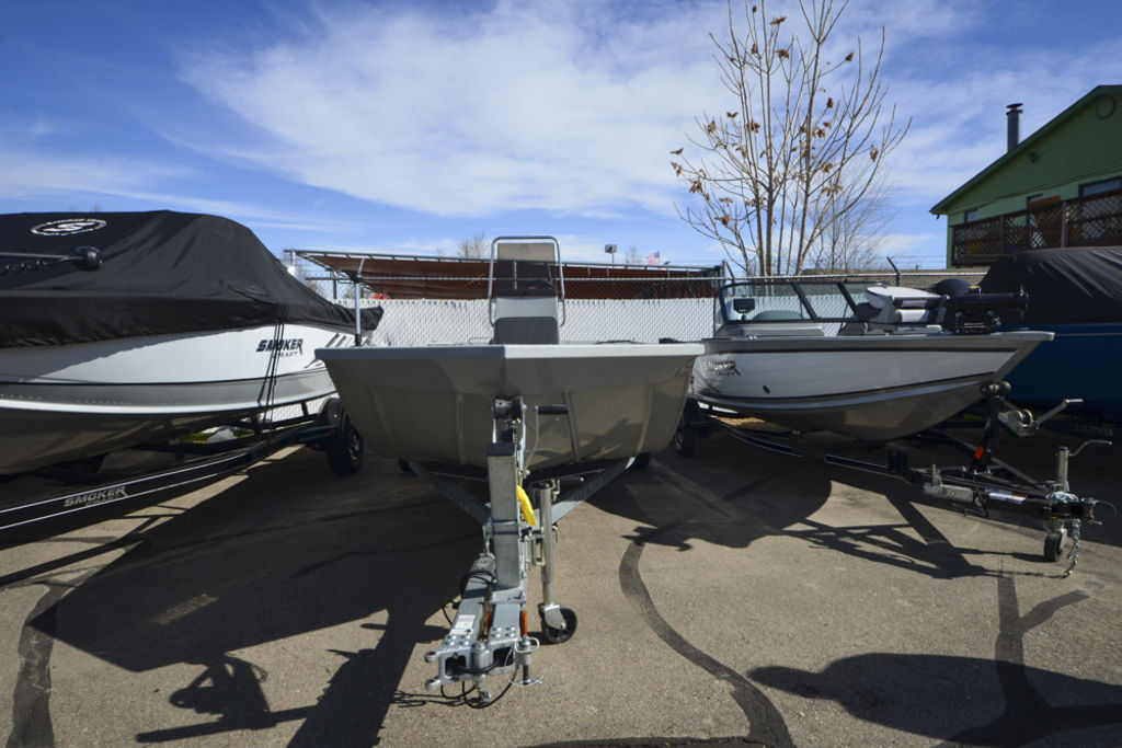 2019 Smoker Craft boat for sale, model of the boat is 1866 Sportsman Pro & Image # 3 of 16