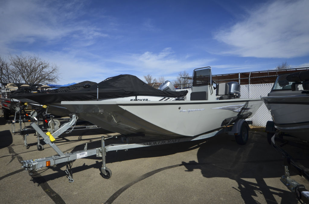 2019 Smoker Craft boat for sale, model of the boat is 1866 Sportsman Pro & Image # 4 of 16
