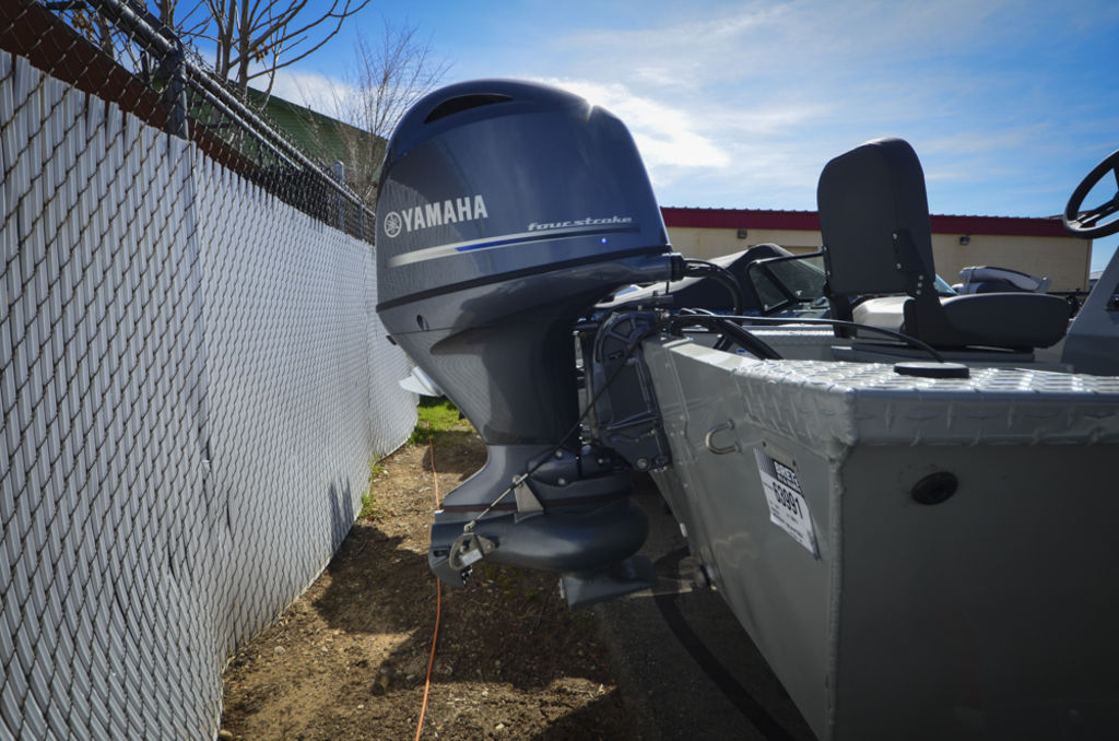 2019 Smoker Craft boat for sale, model of the boat is 1866 Sportsman Pro & Image # 5 of 16