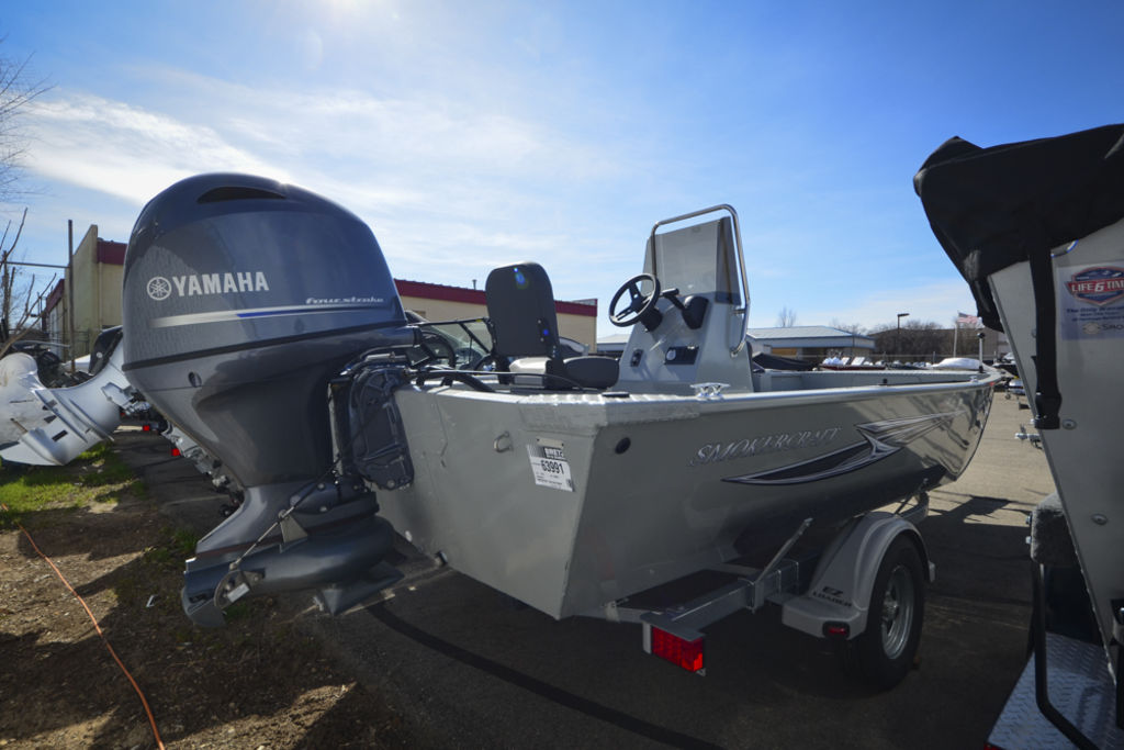 2019 Smoker Craft boat for sale, model of the boat is 1866 Sportsman Pro & Image # 6 of 16