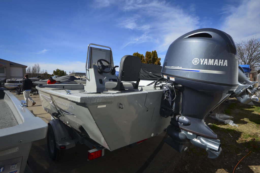 2019 Smoker Craft boat for sale, model of the boat is 1866 Sportsman Pro & Image # 7 of 16